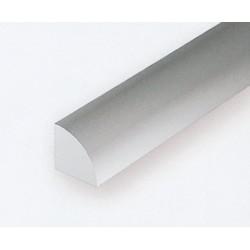 Polystyrol Viertelrund 35cm_57846