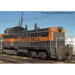 HO EMD NW2 Ph V Harbor 8814 DCC & ESU Sound_57941