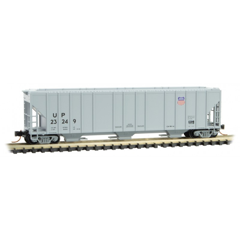 N 3-Bay Covered Hopper Union Pacific 23249_57962