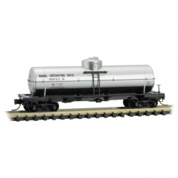 N 39' Single Dome Tank Car US Navy T-102_57964