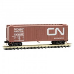 N 40' Double Sheathed wood reefer CN 205340_57966