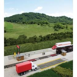 HO Truck & Rail Scale_58037