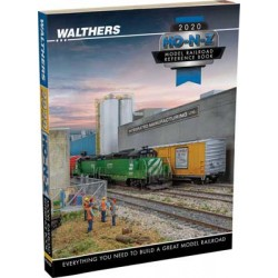 HO/N/Z Walthers Reference book 2020 Print_58240