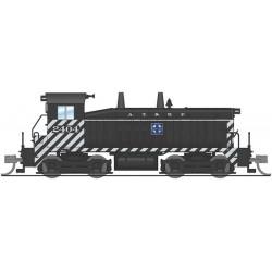N NW2 ATSF 2404, DC/DCC/Sou_58251
