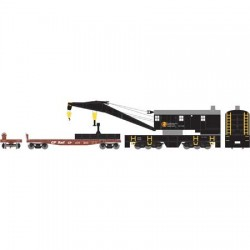 HO 200-Ton Crane Canadian Pacific_58289