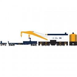HO 200-Ton Crane Ontario Northland_58295