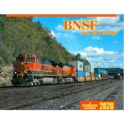 2020 BNSF Kalender_58313