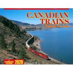 2020 Canadian Trains Kalender_58314