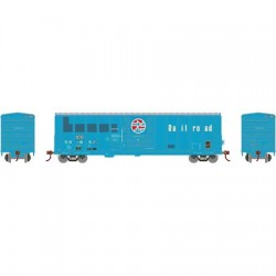 HO 50' PS 5277 Box Car Illinois Centrail Gulf 5018_58325