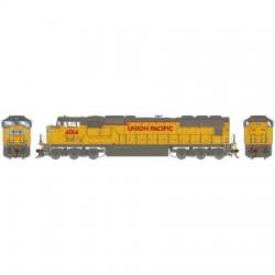 HO SD70M Union Pacific ex SP w/PTC 3978 DCC/Sou_58372