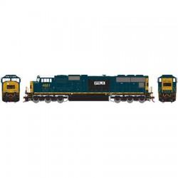 HO SD70M Progress Rail 4681 DC_58400