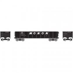 HO 40' Gondola Monon 30077_58463