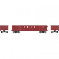 HO 40' Gondola Chicago & Eastern Illinois 95364_58465