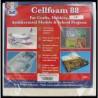Cellfoam Sheets 5 x 292 x 292 mm (3 Stück)_58469