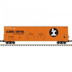 N 53' Evans dbl plug door Illinois Central 150058_58509