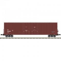 N 53' Evans dbl plug door Conrail 368619_58522