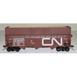 HO 70t wood chip hopper Canadian National 860022_58531