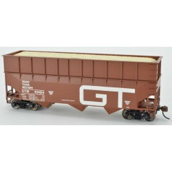 HO 70t wood chip hopper GTW 454001_58537