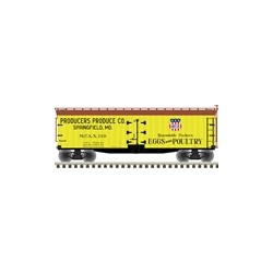 HO 40' Wood Reefer Products Produce Co 110_58627