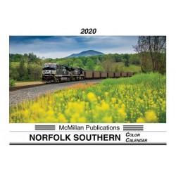 2020 Norfolk Southern Kalender_58631