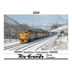 2020 Rio Grande Kalender McMillan_58632