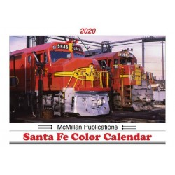 2020 Santa Fe Kalender McMillan_58633
