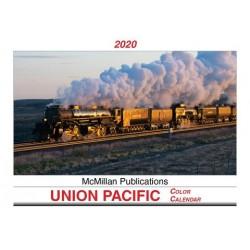 2020 Union Pacific Kalender McMillan_58634