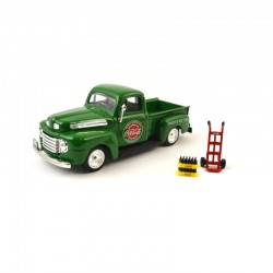 0 1/43 1948 Ford F1 Pick up with handcart_58651