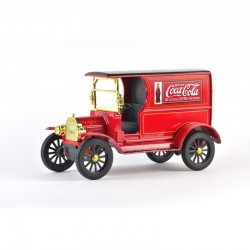 1/24 1917 Ford Model T Cargo Van_58659