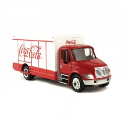HO 1/87 Beverage Delivery Truck with Metal_58663
