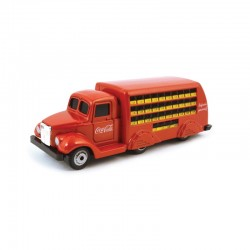 HO 1/87 1937 Coca Cola Bottle Truck_58665