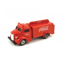 HO 1/87 1947 Coca Cola Bottle Truck Red_58667