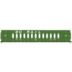 HO 72' Centerbeam Flat Car BC Rail 871568_58690