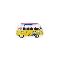 HO VW T1 Bus 60er Jahre Feeling jetzt mit Surfbret_58718