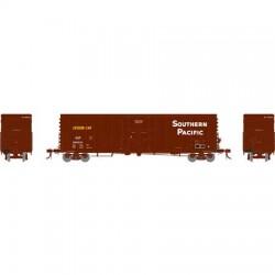 HO 50' PC&F plug box car SP small herald 290924_58790