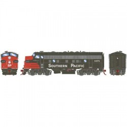 HO F7A Southern Pacific 6378 DCC & Sound_58831