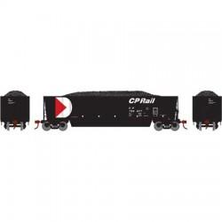 HO Bathtub Gondola w/Load CP Rail 799677_58871