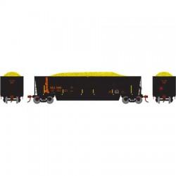 HO Bathtub Gondola w/Load Sultran 1006_58883