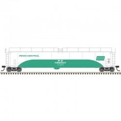 N 33,000 gallon tank car Penn Central 799001_59077