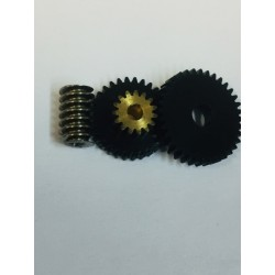HO Getriebe Ersatz f. MDC Dampflok_59112
