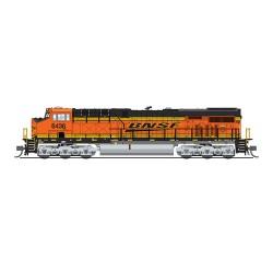 N GE ES44AC BNSF 6436,swoosh scheme, DC/DCC/Sou_59171