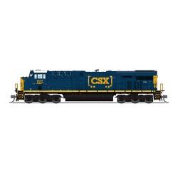 N GE ES44AC CSX 977, DC/DCC/Sou_59180