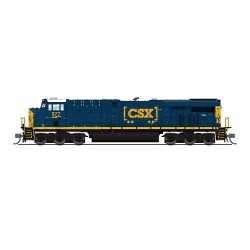 N GE ES44AC CSX 993, DC/DCC/Sou_59181