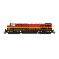 N GE ES44AC Kansas City Southern 4775, DC/DCC/Sou_59183