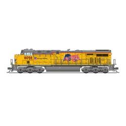 N GE ES44AC Union Pacific 8098, DC/DCC/Sou_59189