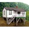 HO Cabin Creek Company House ( Bausatz)_59209