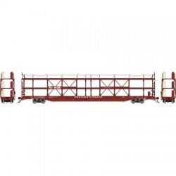 HO F89-F Tri-Level Auto Rack, Rio Grande 910620_59267