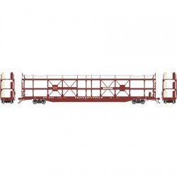 HO F89-F Tri-Level Auto Rack, UP RTTX 911613_59271