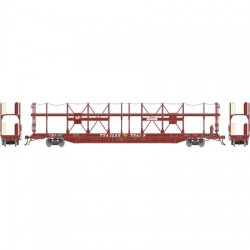 HO F89-F Bi-Level Auto Rack, WP 910809_59275