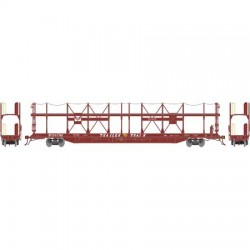 HO F89-F Bi-Level Auto Rack, GMO BTTX 912856_59277